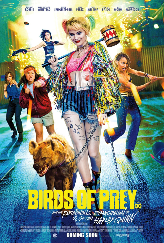 Affiche du film Birds of Prey