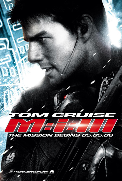 Affiche du film Mission: Impossible III