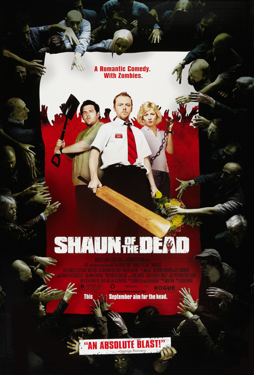 Affiche du film Shaun of the Dead